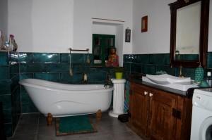 Parasztház fürdő / Farmhouse bathroom